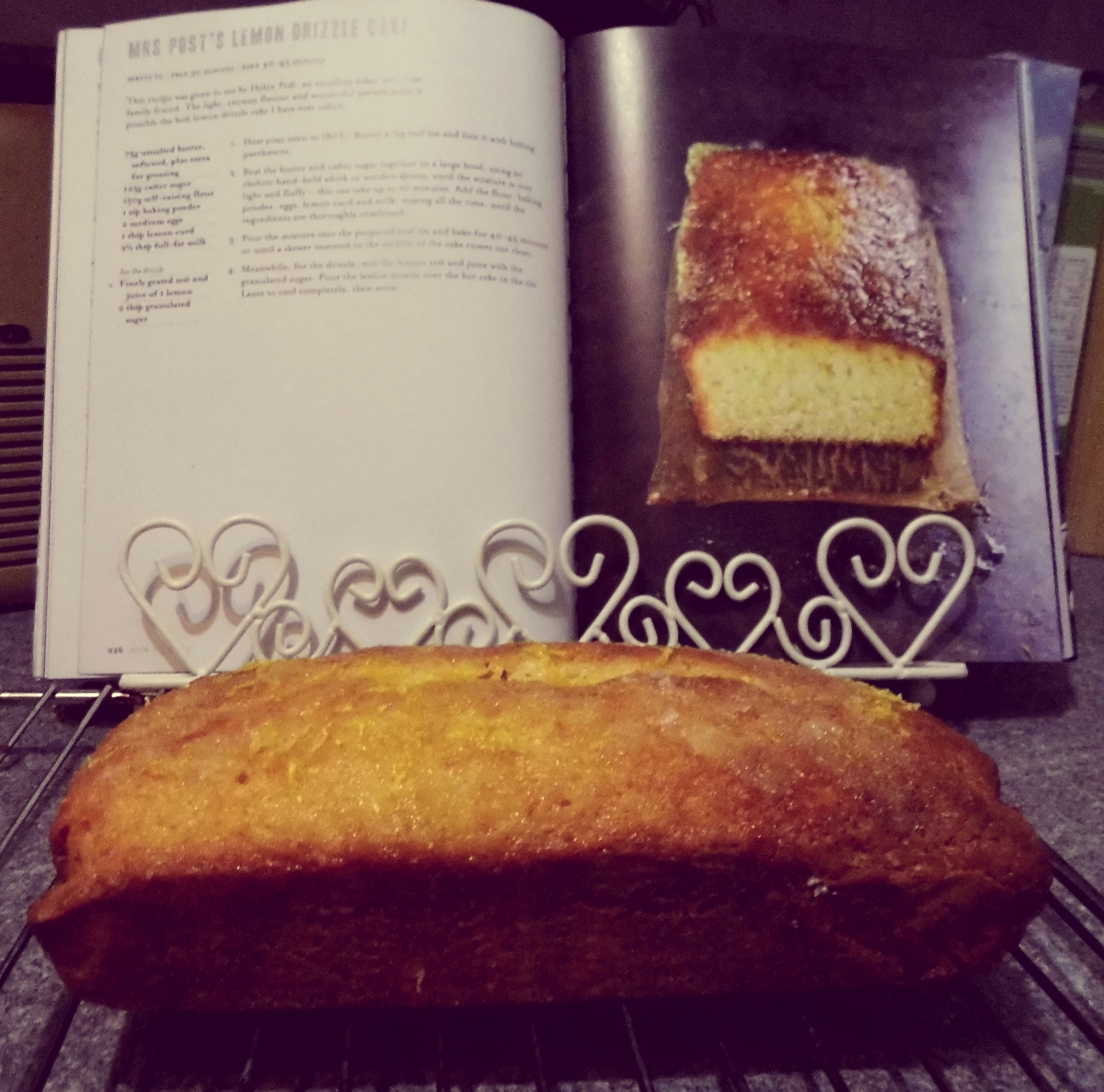 Lemon Drizzle Cake Paul Hollywood